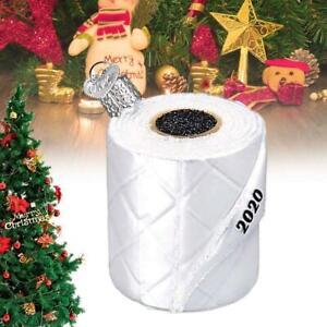 Christmas-Decoration-Pendant-2021-Toilet-Paper-Solid-Resin-Ornament-Bauble-Xmas