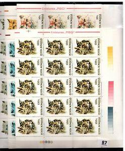 // 15X ROMANIA - MNH - PETS - CATS - ANIMALS - 1993