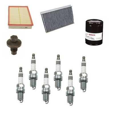 For Land Rover Range Rover Sport LR3 05-09 OEM Tune Up Kit with Plugs /& Filters