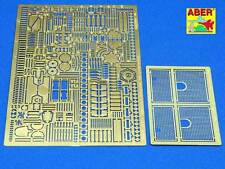 ABER 1/35 PE DETAIL SET for TAMIYA ITALERI ACADEMY TIGER I Ausf.E H1 EARLY