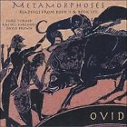 Ovid's Metamorphoses by Various Artists (CD, 2006, Mockingbird Design)