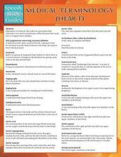 Medical Terminology : Heart (Speedy Study Guides) by Speedy Publishing LLC...
