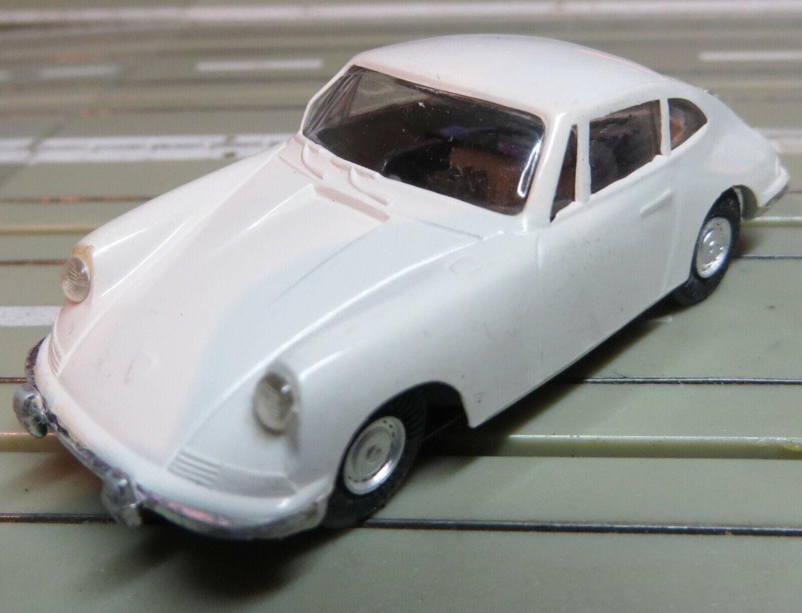 spedizione gratuita! Ftuttier Ams -- Porsche 911 con Motore Motore Motore Piatto Armatura + 4 Nuovo Repro Ruote  alta qualità generale