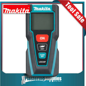 Makita-30m-Laser-Distance-Measurer-LD030P