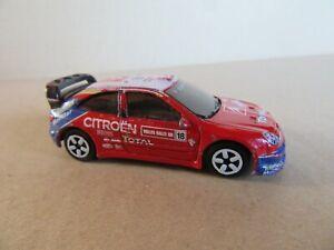 DECALS 1//24 REF 1023 CITROEN XSARA WRC SEBASTIEN LOEB RALLYE MONTE CARLO 2006
