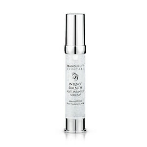 Strong Anti Wrinkle Serum with MATRIXYL 3000 HYALURONIC ACID  & VIT C BEST FACE