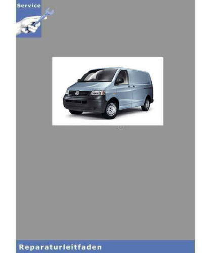 VW Transporter//Bus t4 90-03 2,5 L TDI motore-Riparazione guida