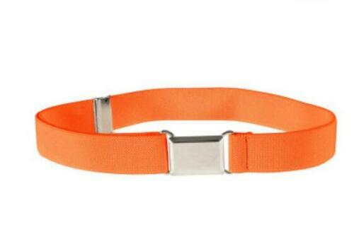 Toddler Boy Kids Buckle Belt  Adjustable Elastic Children Buckle Belts Waistband