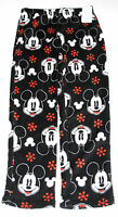 Mickey Mouse Fleece Lounge Pants, Women's Size Small Or Medium, W/tag