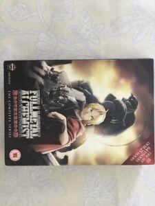 Fullmetal Alchemist Brotherhood (DVD, Complete Series ...