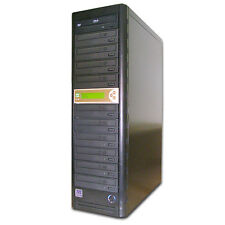 M-Tech 1-11 CD/DVD SATA Tower Duplicator eSATA