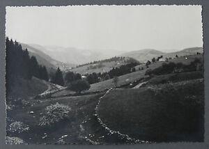 Lajoux-Jura-Photographie-originale-annees-1950-region-France