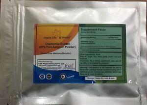 APIGENIN-Chamomile-Extract-98-Apigenin-by-HPLC-Powder-Pure-No-Fillers