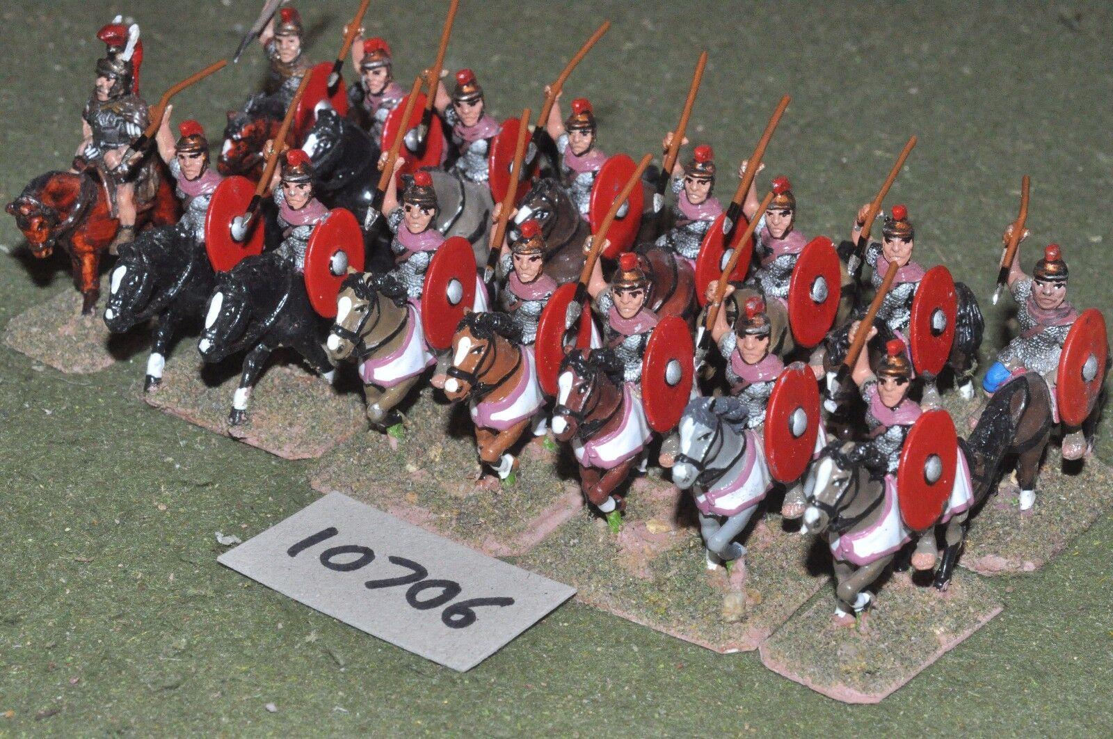 bajo precio 25mm época Romana caballería romana 16 de Caballería-CAV (10706) (10706) (10706)  en linea