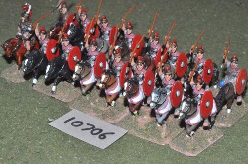 Epoque Romaine 25mm / - Cavalerie 16 Cav (10706)