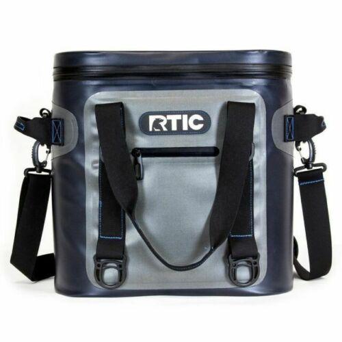 RTIC Soft Pack 20 Soft Cooler gris//acier Bleu