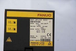 FANUC-SERVO-AMPLIFIER-MODULE-A06B-6079-H209-F