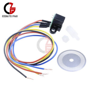 Details about Photoelectric Speed Sensor Encoder Coded Disc Code Wheel For  Freescale Car