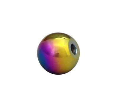 LEXUS IS300 MANUAL BILLET PINK ROUND SHIFT KNOB 2000 00-2013 13