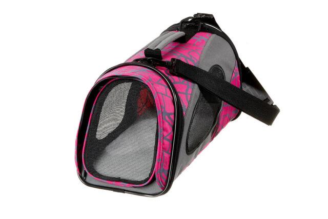 Karlie - Transporttasche Smart Carry Bag Spaziergang Katze 54cmx27cmx30cm pink