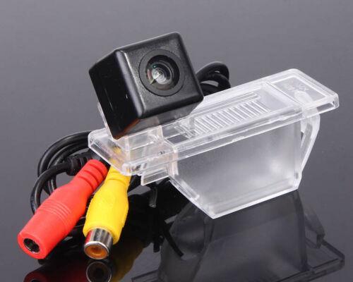Car Reverse Camera for Nissan Qashqai X-Trail Peugeot 307 308 Backup Parking Cam