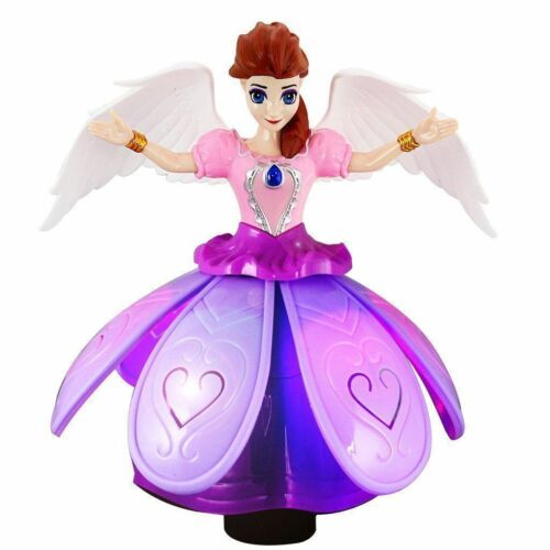 Light-Up-Dancing-Toy-Doll-Fairy-Queen-Musical-LED-Doll-Toys