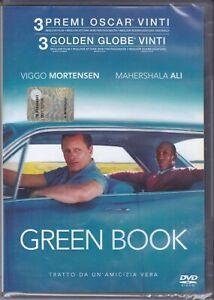 Dvd **GREEN BOOK** con Viggo Mortensen nuovo 2019