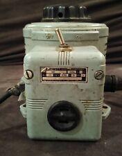Superior Powerstat 116b Variac 0 140v 10 Amps 14 Kva Variable Transformer