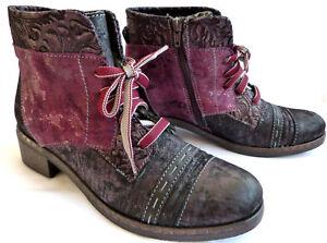 Charme Damen 39 Schwarz 90 Winter Boots Stiefelette 169