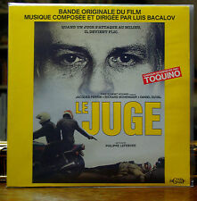 LUIS BACALOV - LE JUGE  LP GENERAL MUSIC FRANCE / VINYLE 33T