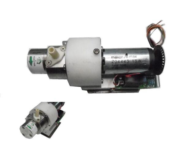 Pompa a ingranaggi Fluid-o-Tech  con motore Maxon  20W con Encoder - Fluidotech