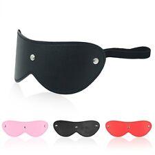 Sex Toy Elastic Blindfold Eye Mask Adult Game Shade Cover Sleeping Aid Black