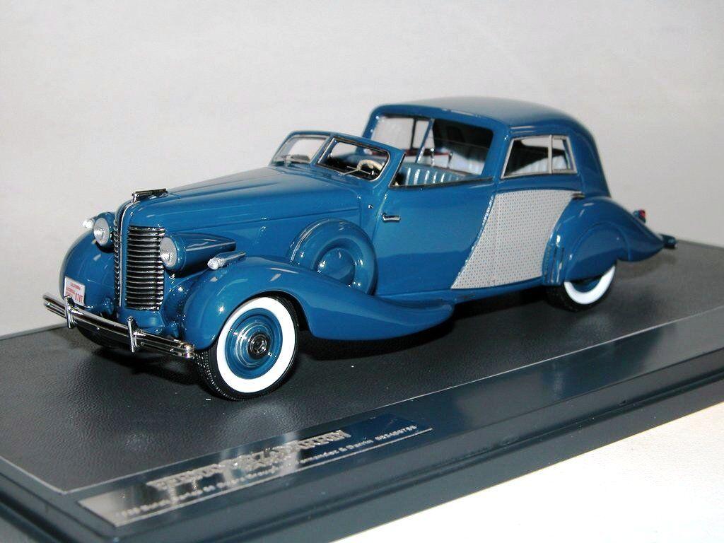 Matrix scale models 1938 buick series 80 opera Brougham Fernández & darrin 1 43