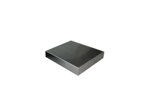 J1464 Proops Solid Steel Hardened Doming Bench Block Anvil 75 x 75 x 20mm