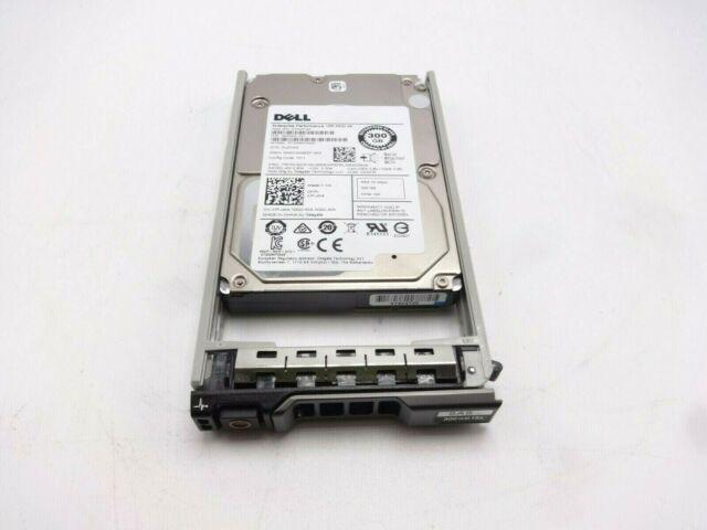 """0N0T4 HUC156030CSS204 DELL 300GB 15K 12G SFF 2.5/"""" SAS HDD HARD DRIVE W// TRAY"""