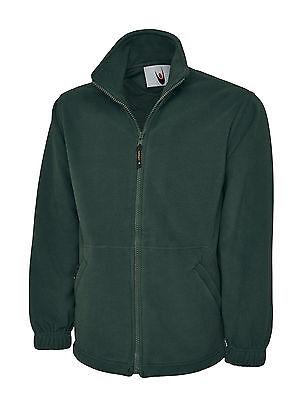 UNEEK Full Zip Soft Shell Jacket SPORTS WORK WEAR CASUAL Mens Womens Top UX6