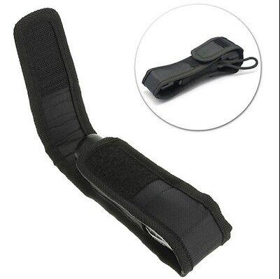 For Ultrafire LED Flashlight Torch Nylon Holster Pouch Case Bag Holder Belt