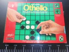 VINTAGE OTHELLO Prima Edizione Baravelli Travel Game Main Board