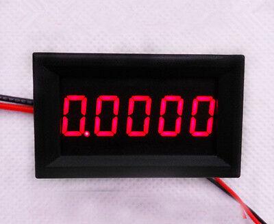 5bit Digital DC Ammeter 0-3.0000A AMP Meter LED Current Monitor Built-in Shunt R