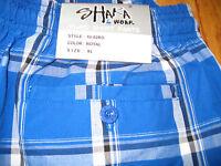 Shaka Wear Plaid Short Pants Size Xl