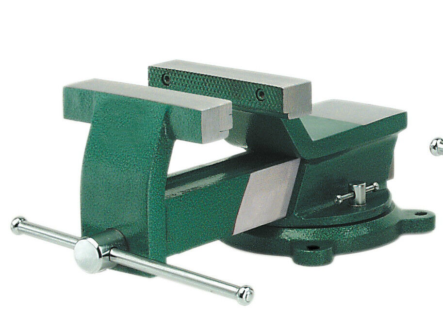 Mannesmann Workshop Bench Swivel Base Vice 150mm 6  VPA GS TUV approved