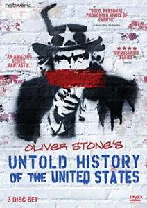 Oliver-Stones-Untold-History-Of-The-Unit-DVD-NUOVO