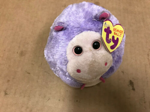 "Regular Size 5/"" Ty Beanie Baby Ballz DOTS CHOOSE CHARACTER"