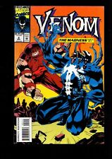 VENOM  THE MADNESS  US MARVEL COMIC VOL.1 # 2of3/'93