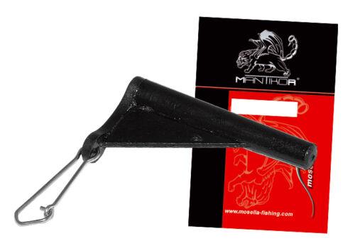 grand livre Boom et métal double boom Mosella Mantikor sliding Boom