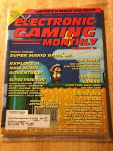 Electronic-Gaming-Monthly-EGM-16-Super-Mario-World