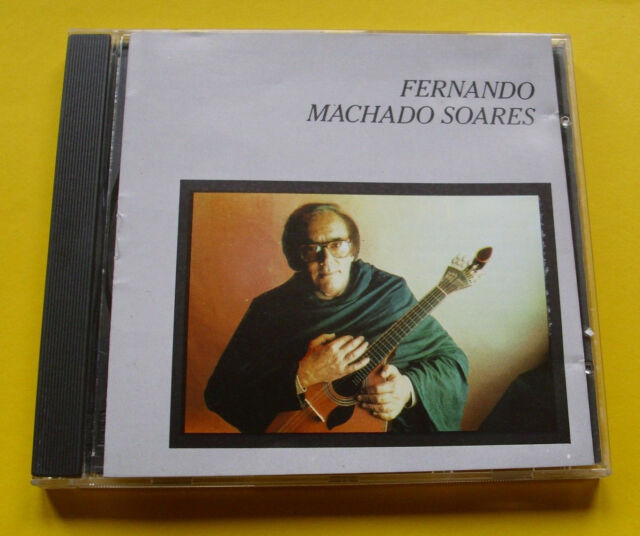 "CD "" FERNANDO MACHADO SOARES "" 18 SONGS (BALADA DA DESPEDIDA)"