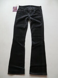 7-For-All-Mankind-Samt-Jeans-Hose-W-29-L-34-NEU-Samtig-weich-Made-in-USA