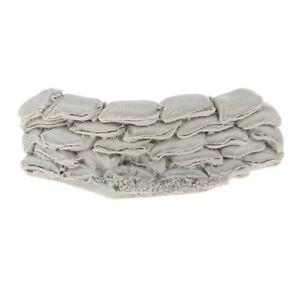 1-35-echelle-resine-modele-scene-accessoires-sacs-de-sable-mur-c