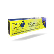 Dd Aquascape Epoxy 4oz Milliput Extra Sticky Marine Coral Reef
